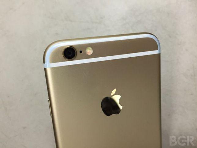 Nowe iPhone'y nieodporne na dżinsy