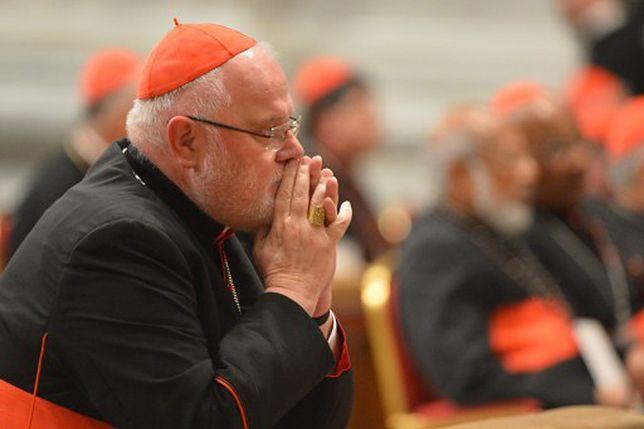 Kardynał Reinhard Marx