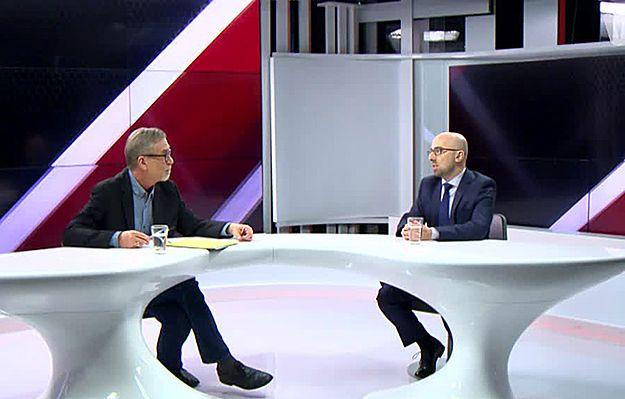 """Łapiński w """"WP rozmowie"""": nie znam przypadków, żeby PiS żyło dobrze z ONR"""