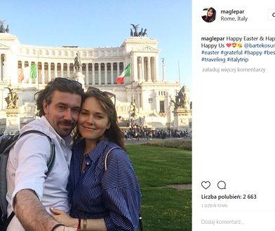 Magda Lamparska w ciąży!