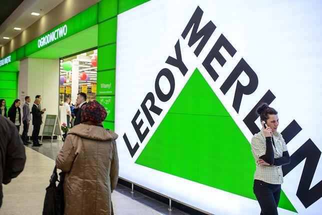 Z tą promocją Leroy Merlin będzie miał problem.