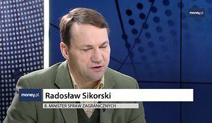 Radosław Sikorski: głupi będzie ten, kto uwierzy w przemianę prezesa PiS