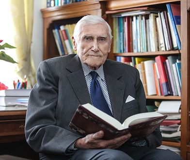 Profesor Witold Kieżun