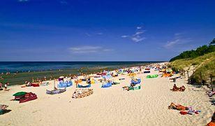 Wakacje nad Bałtykiem - gdzie znajdują się najmniej zatłoczone plaże?
