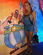 Doda na premierze 'Asterixa i Wikingów'
