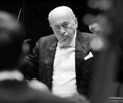 Zmarł znany dyrygent i kompozytor. Jan Krenz miał 94 lata