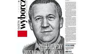 Okładka weekendowego wydania Gazety Wyborczej