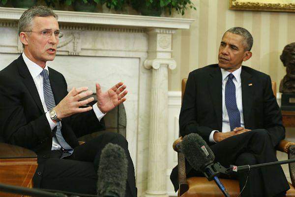 Obama: NATO kamieniem węgielnym polityki bezpieczeństwa USA