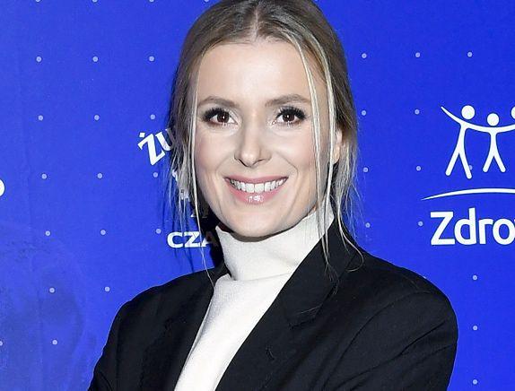 Halina Mlynkova wkrótce ponownie zostanie mamą i żoną.