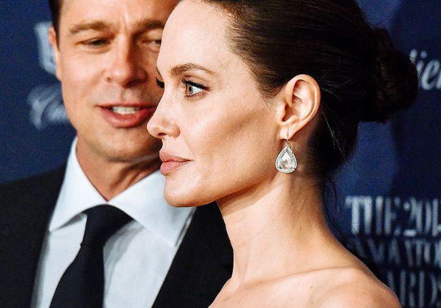 Angelina Jolie nie ma zamiaru tak zakończyć sporu z Pittem
