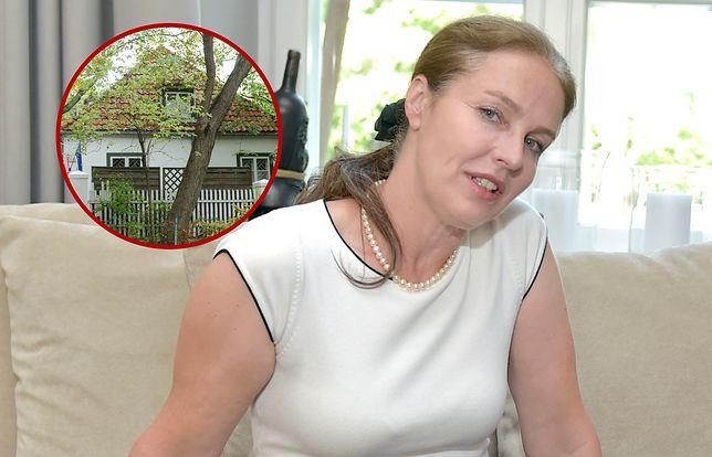 Karolina Wajda otrzymała od ojca dom na Żoliborzu