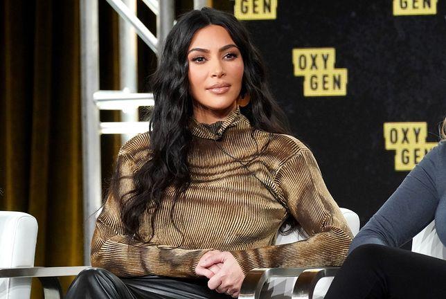 Kim Kardashian przeszła zakażenie koronawirusem
