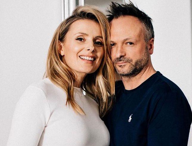 Halina Mlynkova i Marcin Kidla spodziewają się dziecka