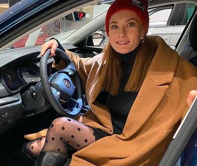 Anita Sokołowska zmienia auta jak rękawiczki. Jest wierna jednej marce