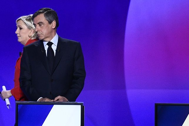 Fillon i Le Pen zawieszają kampanie wyborcze