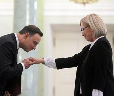 Kierowany przez Julię Przyłębską Trybunał Konstytucyjny dał Andrzejowi Dudzie pełną dowolność ingerowania w procesy.