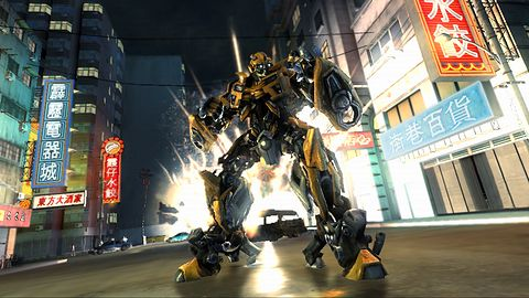 Galeria: Transformers: Revenge of the Fallen