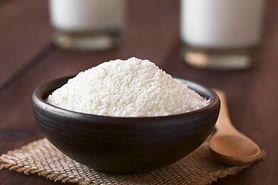 Pełnotłuste mleko w proszku z witaminami A i D