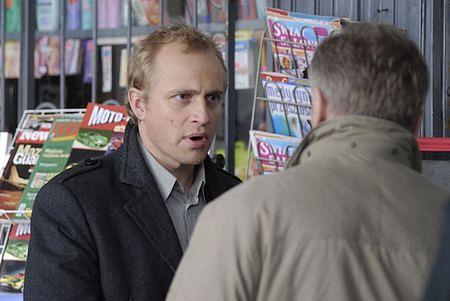 Kadr z serialu Naznaczony