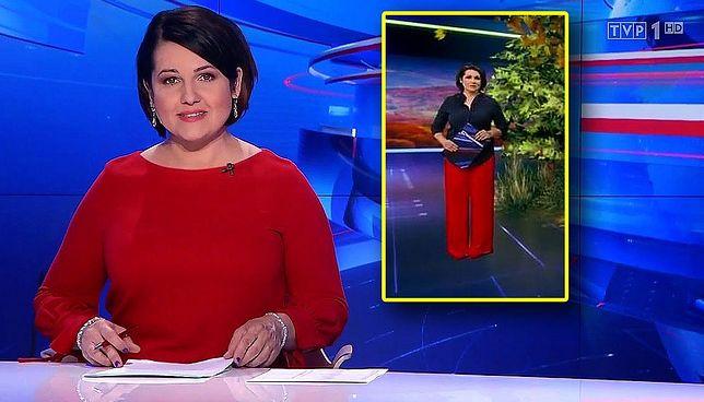 """Fragment """"Wiadomości"""" TVP stał się internetową sensacją"""