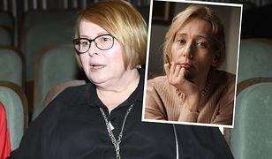 """""""Osiecka"""" pod obstrzałem. Łepkowska krytykuje serial TVP"""