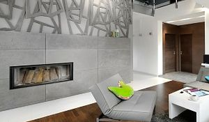 Aranżacja wnętrz: beton jest cool!