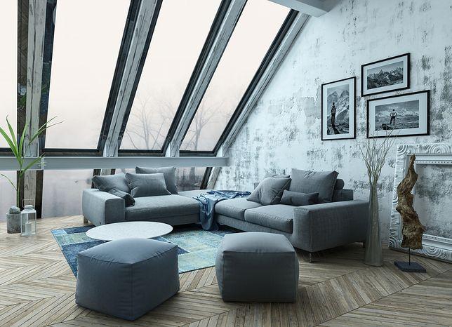 Czy w mieszkaniu na poddaszu mieszka się wygodnie?