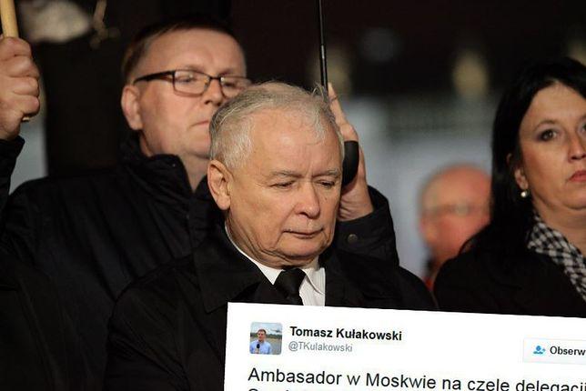 """""""Partia Smoleńska chyba zapomniała o miejscu katastrofy"""". Takich obchodów jeszcze nie było"""