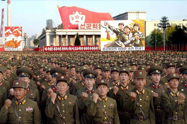 Reżim Kim Dzong Una zapowiada reakcję na rezolucję RB ONZ