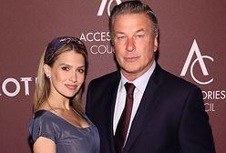 Żona Aleca Baldwina spodziewa się dziecka. 5 miesięcy temu wyznała, że poroniła