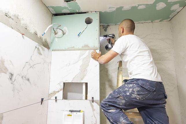 Cena remontu łazienki uzależniona jest od wielu czynników.