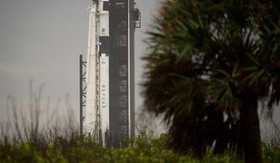 Falcon 9 gotowy do startu. 27 maja rozpocznie się misja kosmiczna NASA