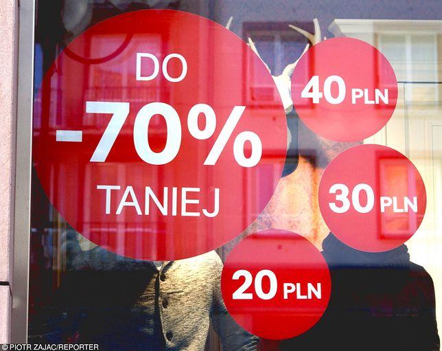 Od 27 grudnia w marketach i galeriach handlowych na klientów czekają duże przeceny
