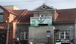 """""""Legalna marihuana"""" za 20 zł. """"Kopa nie daje, ale mam coś ekstra, prosto z Holandii. Dowozimy!"""""""
