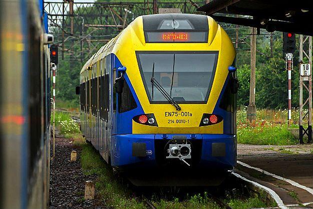Nowy rozkład jazdy PKP. Utrudnienia dla pasażerów na Śląsku