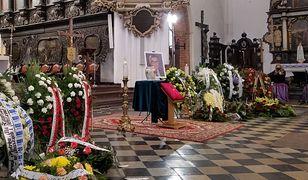 Pogrzeb Piotra Świąca. Tłumy żegnały dziennikarza TVP Gdańsk