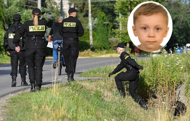 Poszukiwania chłopca trwają od 10 dni