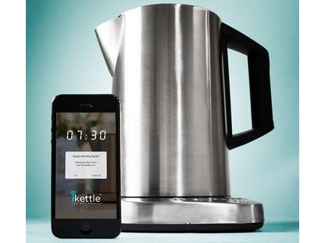 iKettle - czajnik z Wi-Fi dla leniwych