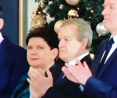 Beata Szydło nie kryła swojego niezadowolenia
