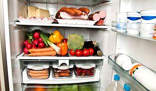 W lodówce wszystko musi mieć swoje miejsce