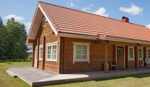 Domy z bali - zalety, wady, koszty budowy
