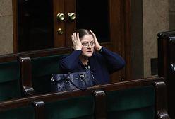 """Krystyna Pawłowicz tłumaczy pomyłkę ws. aborcji. """"Niesprawiedliwe obelgi i szykany"""""""