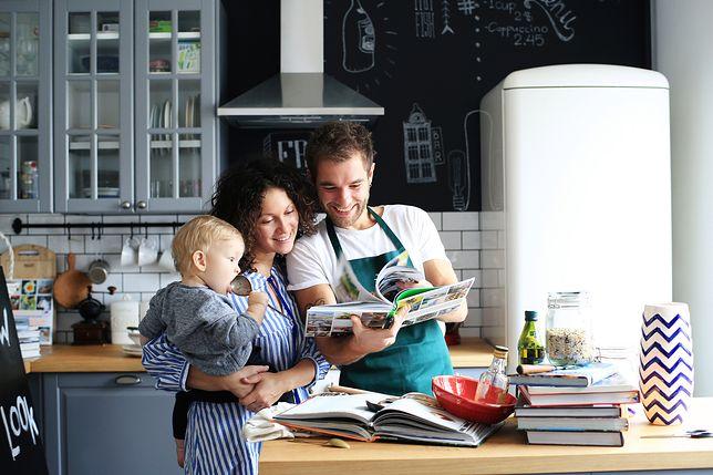 Zbilansowana dieta dla całej rodziny powinna składać się z pięciu posiłków podawanych co 2 lub 3 godziny