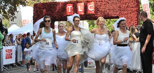 TLC: II edycja biegu w sukniach ślubnych