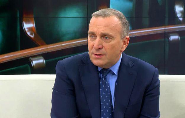 Mazurek: który poseł PO był u Natalii Arnal po kolizji z limuzyną Komorowskiego? Schetyna: nie wiem