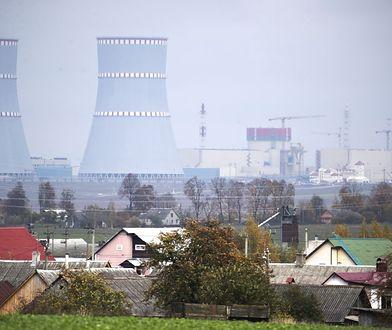 Elektrownia atomowa na Białorusi znajduje się zaledwie 50 km od litewskiego Wilna.