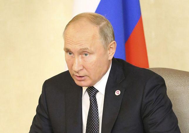 W obliczu protestów społecznych w Rosji Władimir Putin musi udowodnić, że jest nadal silny przywódcą. Chce to pokazać kosztem Ukrainy.
