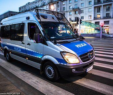 Strzelił do mężczyzny w Warszawie. Atakował przechodniów