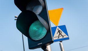 Warszawa. Nowe światła na przejściach dla pieszych na Pradze i we Włochach