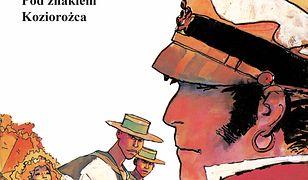 Corto Maltese, tom 2, Pod znakiem Koziorożca. Mistrzowie Komiksu